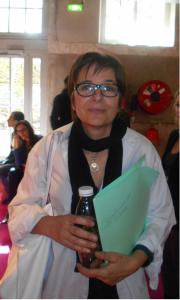 Catherine Hélayel VeggieWorld 2016