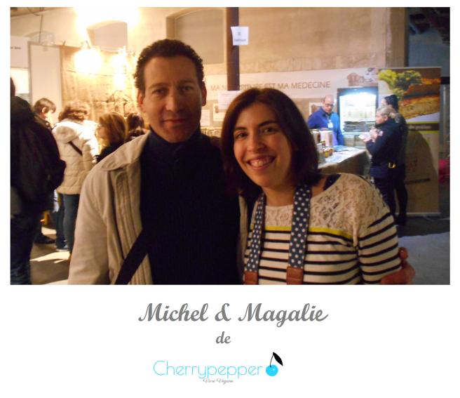 Michel & Magalie Cherrypepper